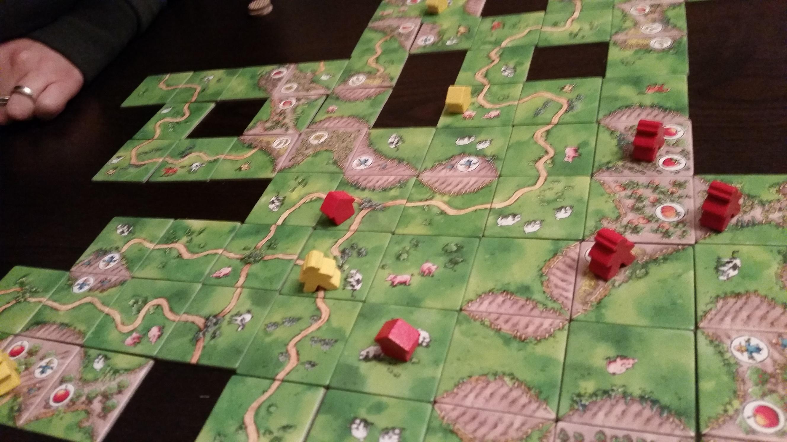 carcassonne stock und stein 3