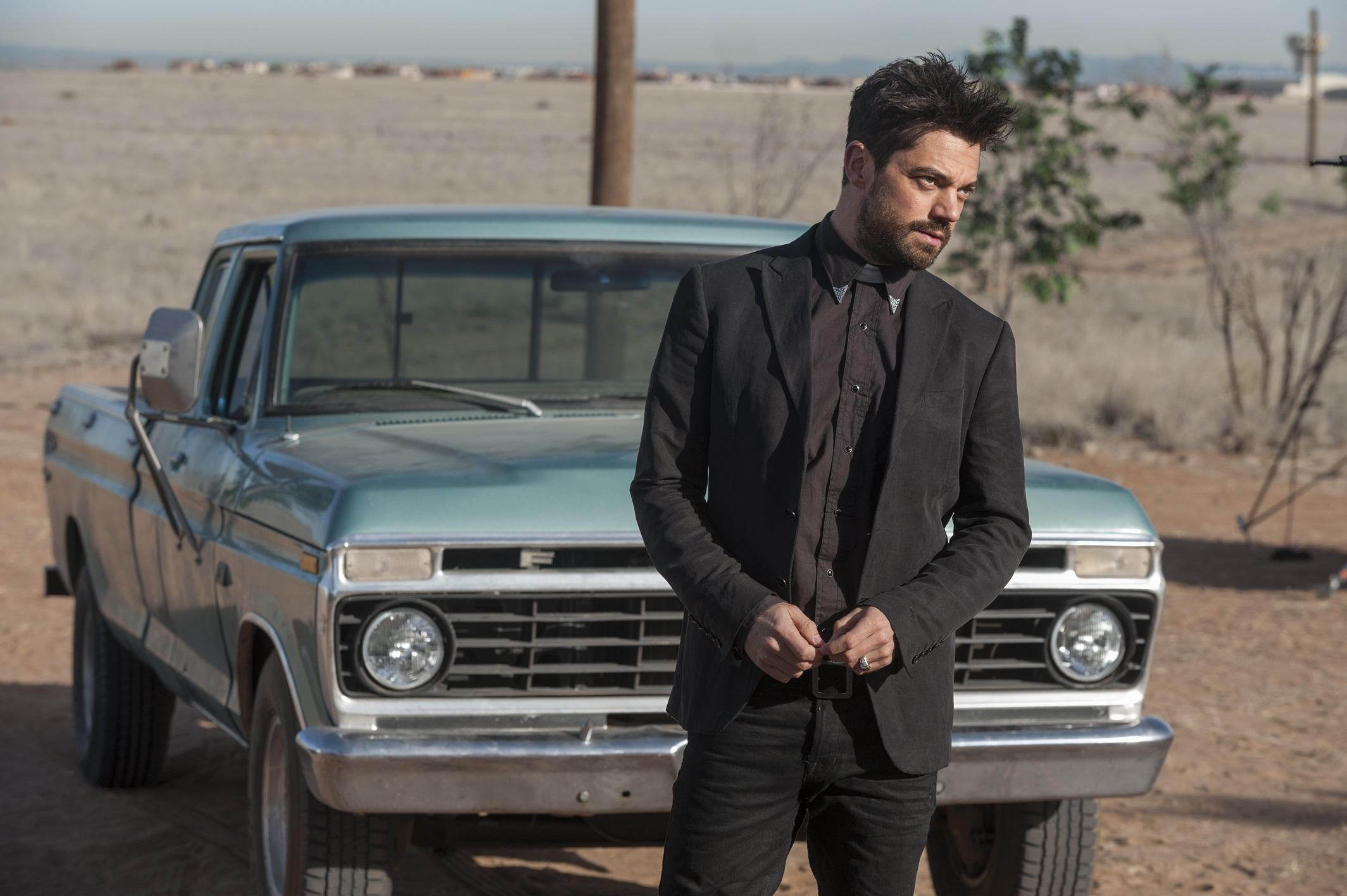 PREACHER- SEASON 1 -EPISODE 101