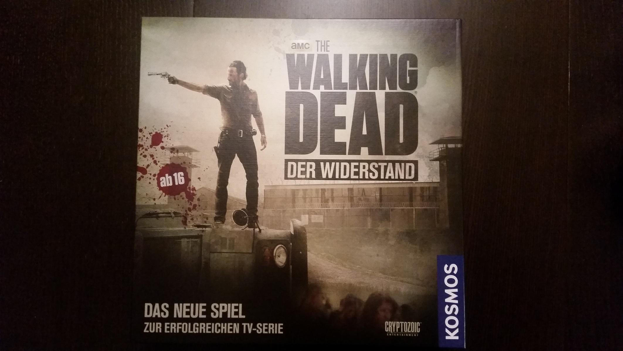 Walking Dead - Der Widerstand