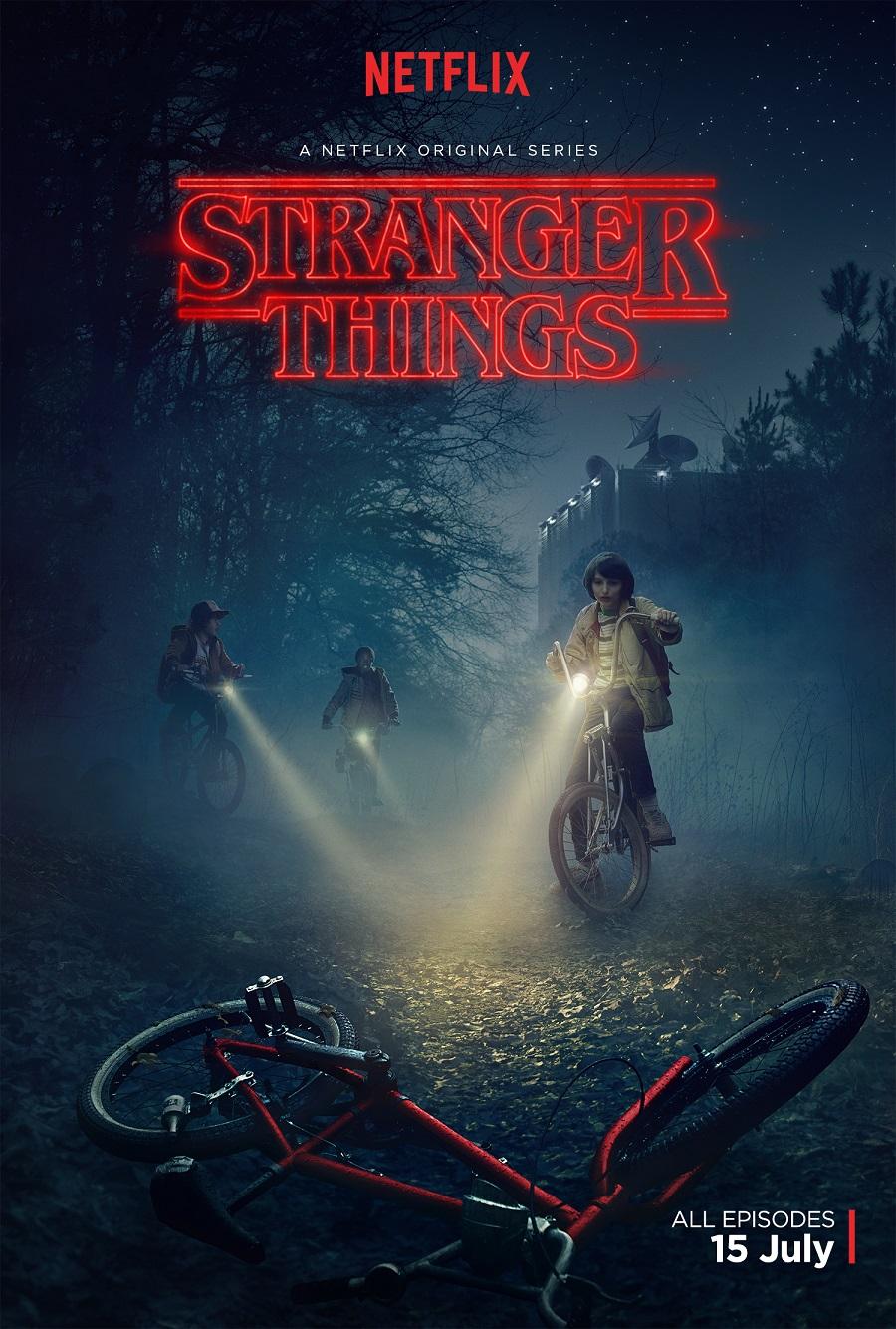 Stranger Things Serien Stream