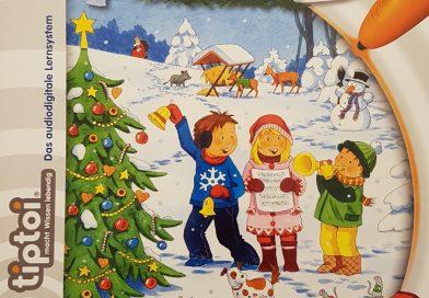 Rezension: Tiptoi – meine schönsten Weihnachtslieder