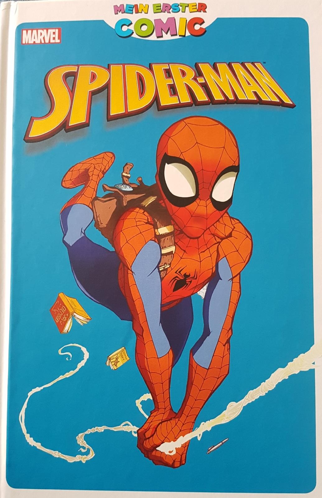 Mein erstes Comic: Spiderman