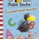 Der kleine Rabe Socke -Bchstabensuche