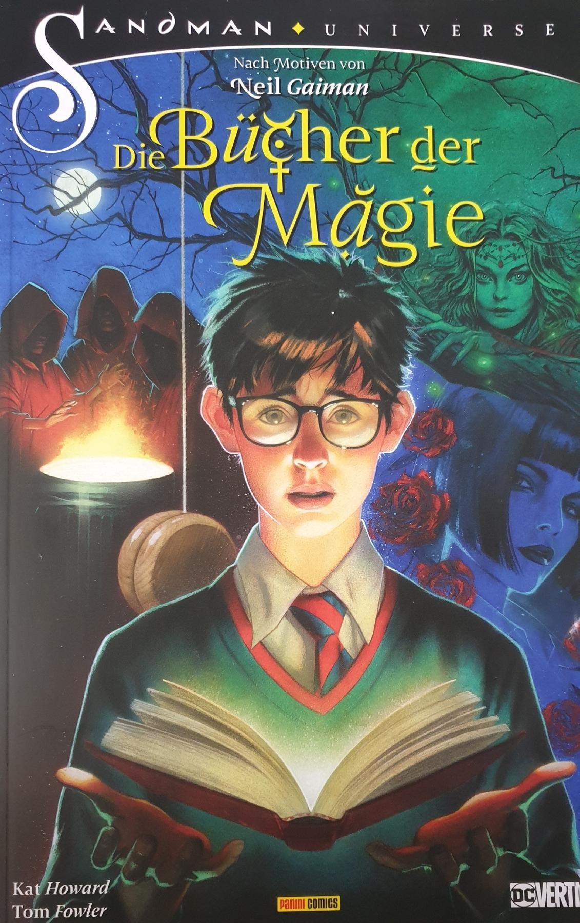 Magie Serien