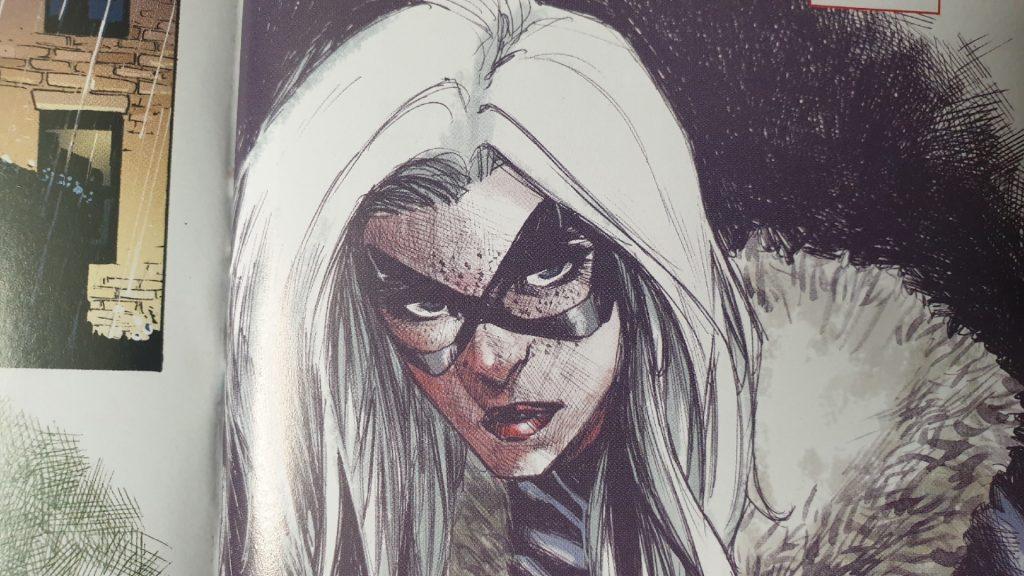 Ein Charakterportrait aus Spider-man 10