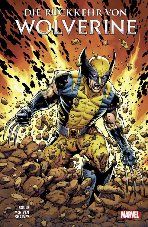 Wolverine Spiele