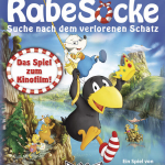 Der kleine Rabe Socke - Suche nach de verlorenen Schatz