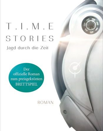 Cover von T.I.M.E. Stories