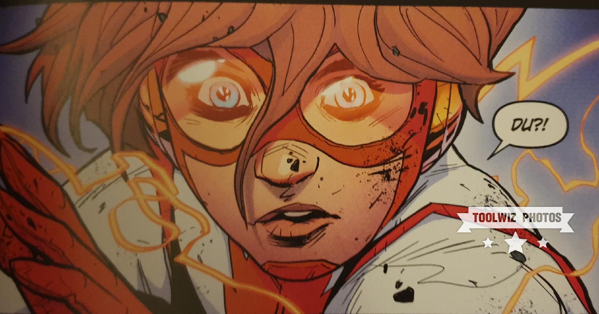 Ein Bild aus Young Justice #1