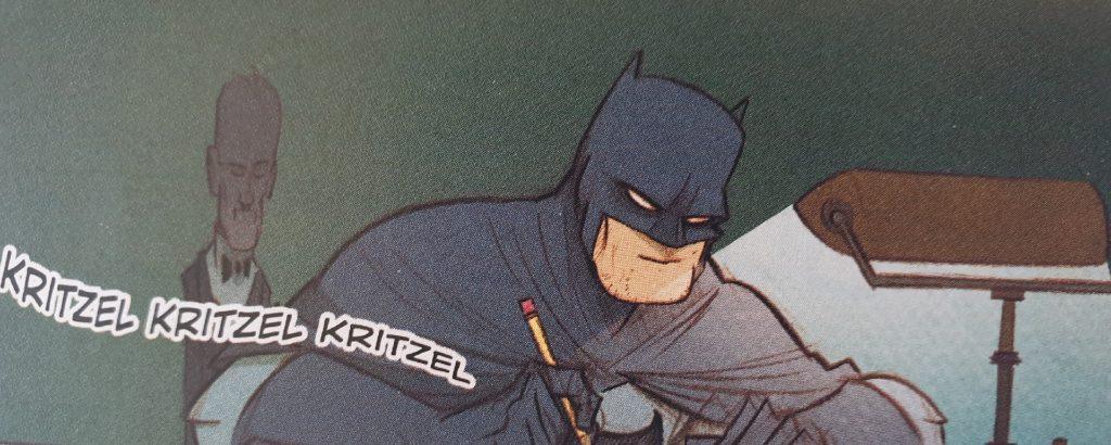 Ein Ausschnitt aus dem Comic Hallo Justice League
