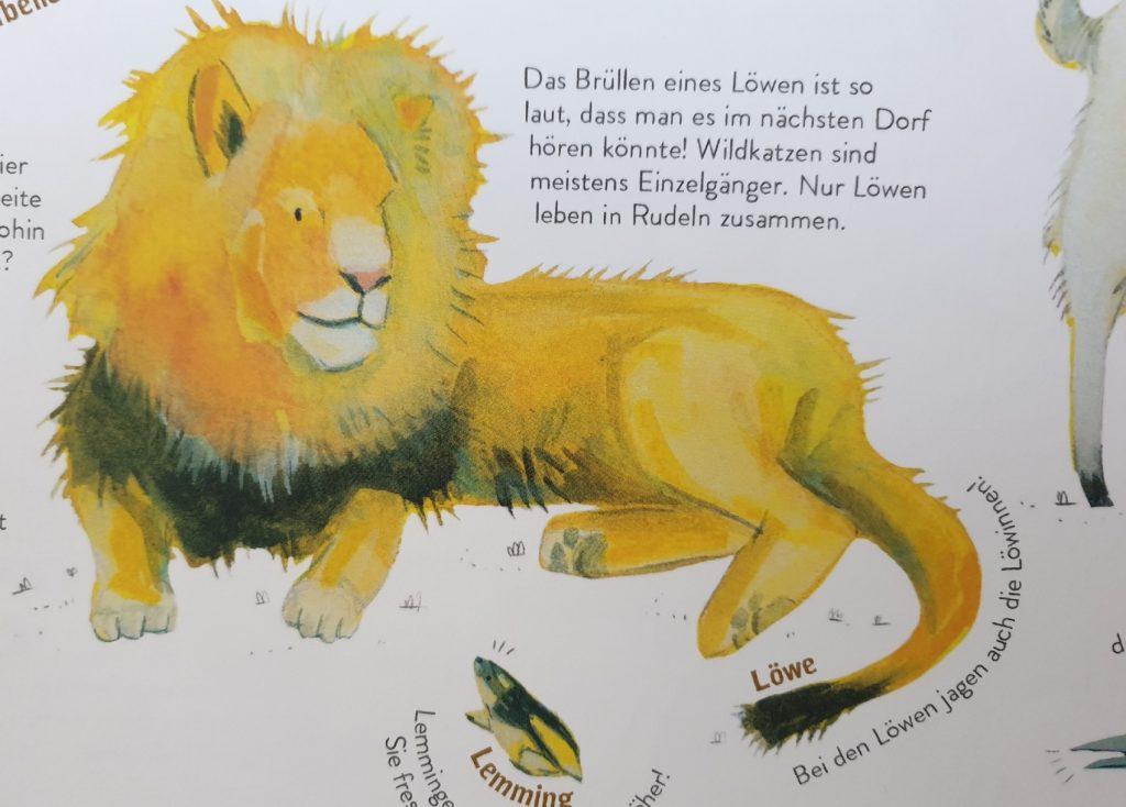 Ein Auszug aus Alle Tiere, die ich (noch nicht) kenne