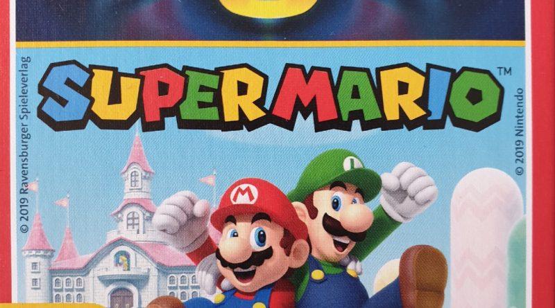 Test: Level 8 – Super Mario