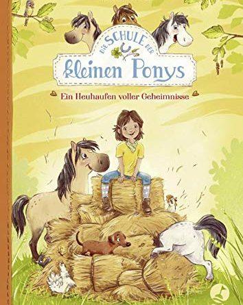Das Cover von Die Schule der kleinen Ponys