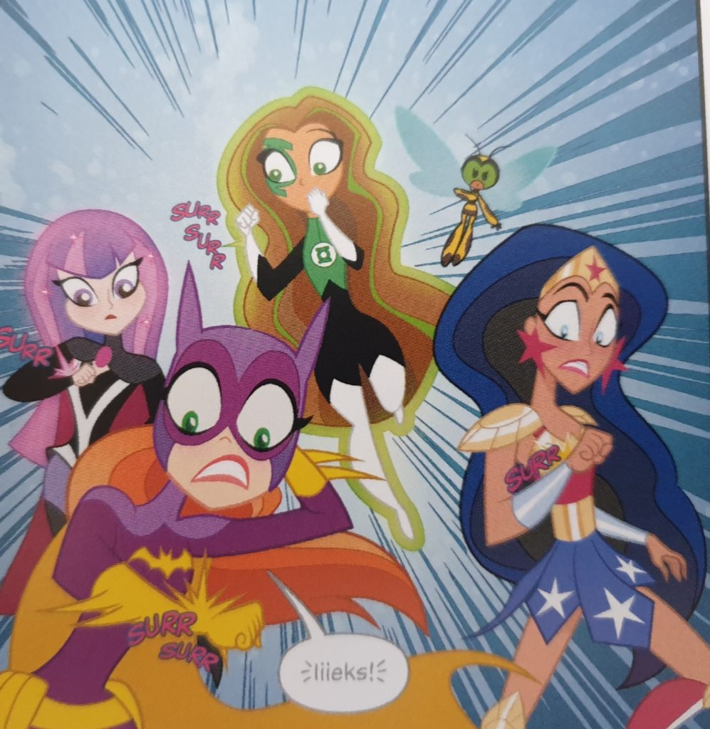 Die DC Super Hero Girls