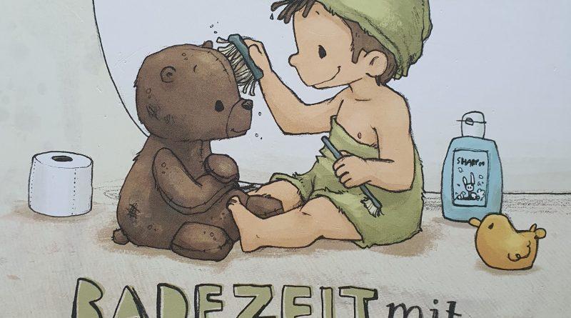 Badezeit mit Ben und Bär