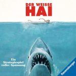 Das Cover von Der weiße Hai