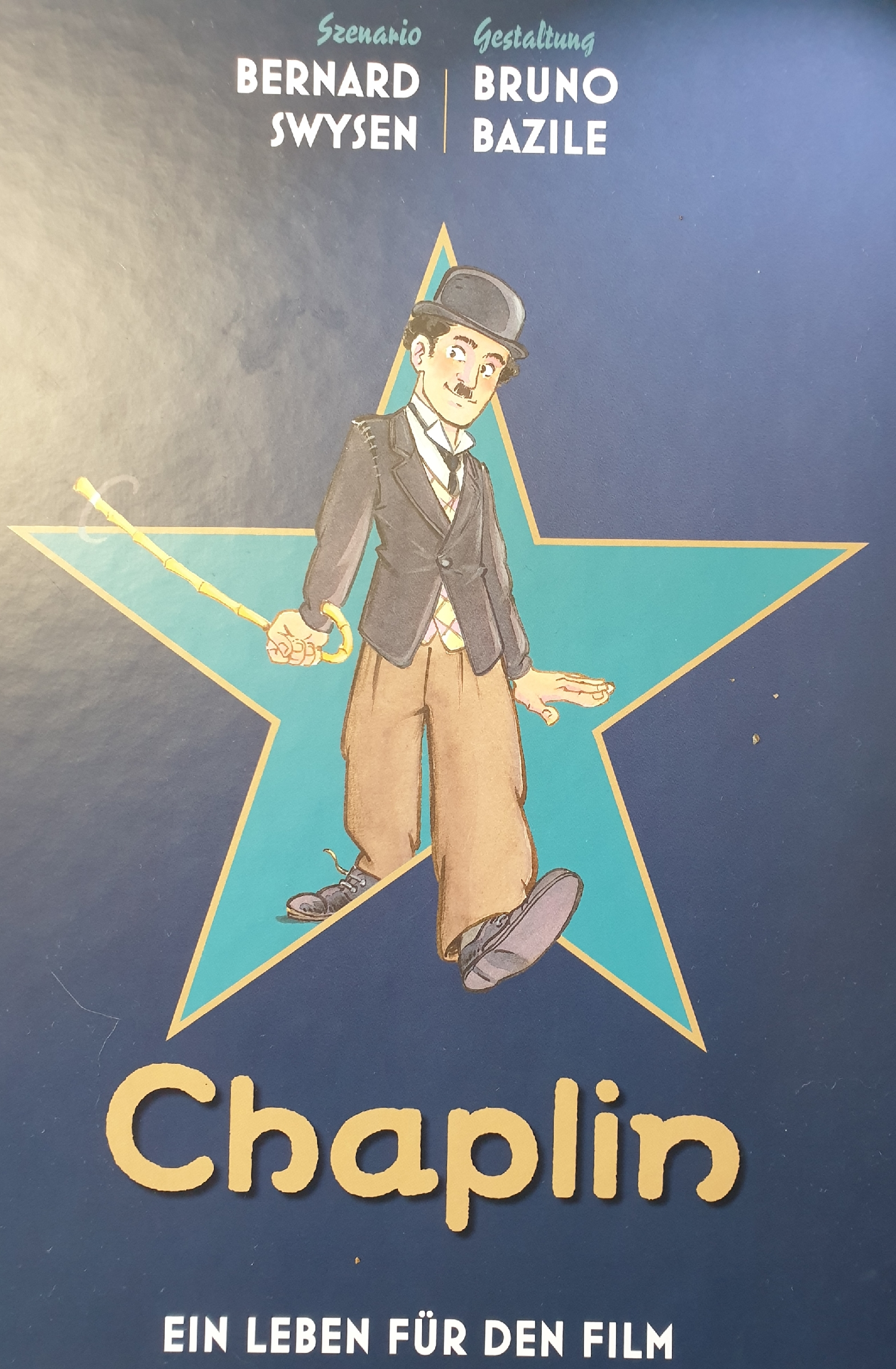 Charlie chaplin ist das das leben Charlie Chaplin: