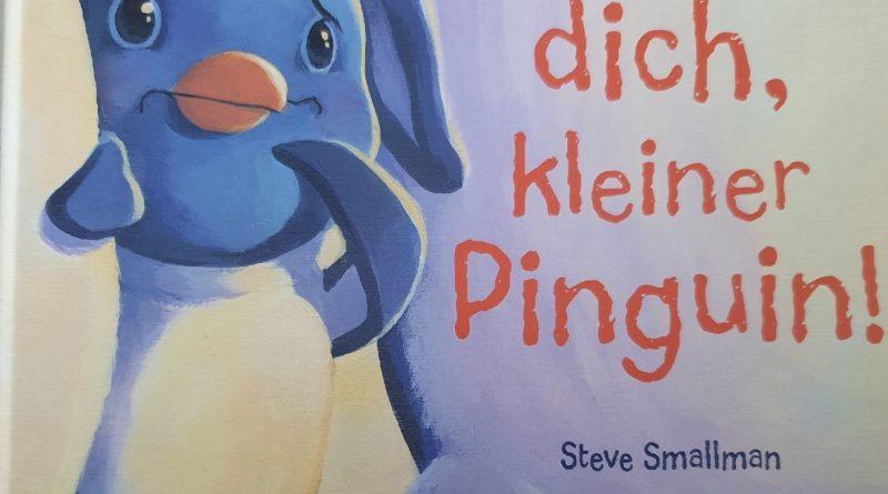 Trau dich, kleiner Pinguin