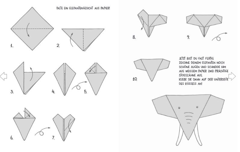 Mitmach-Malbuch Beispiel