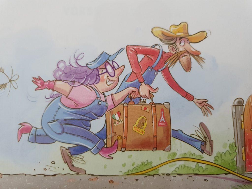 Die Jagd nach dem magischen Detektivkoffer