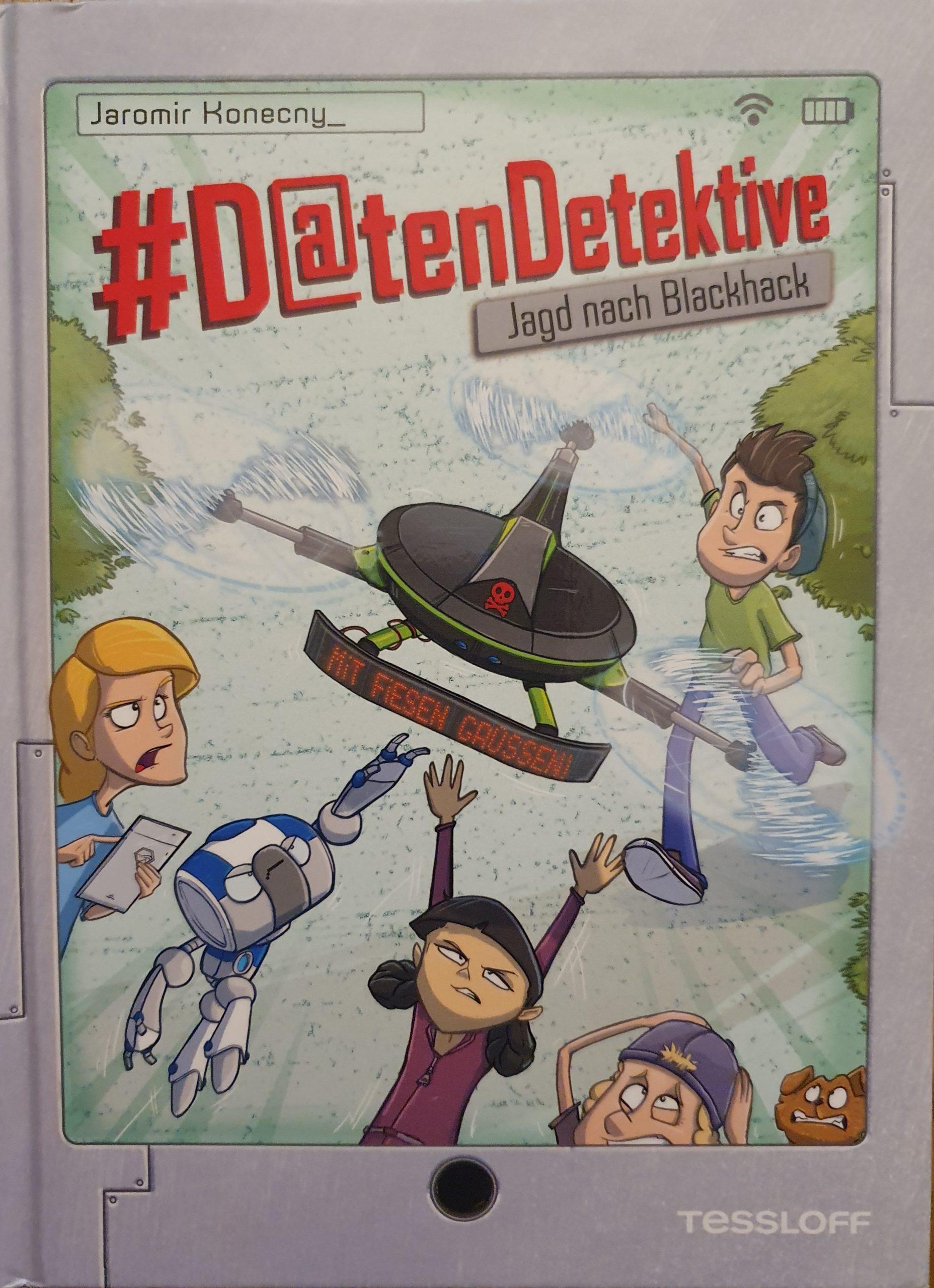 Die D@ten Detektive - Jagd nach Blackhack