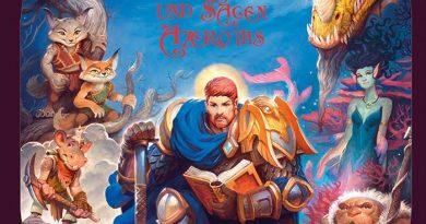 World of Warcraft – Die Volksmärchen und Sagen Azeroths
